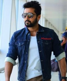 Suriya In Kaappaan Movie Actor Picture, Actor Photo, Hip Hop Images, Hd Images, Indian Army Quotes, Surya Actor, Hipster Beard, Indian Star, Indian Men Fashion