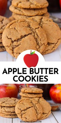 Cookie Desserts, Just Desserts, Delicious Desserts, Dessert Recipes, Yummy Food, Easy Fall Desserts, Baking Desserts, Yummy Cookies, Yummy Treats