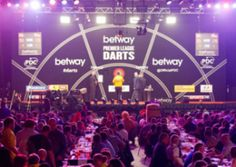 Dave Chisnall looks to continue his improved Betway Premier League Darts form when he takes on leader Michael van Gerwen in Manchester on Th...