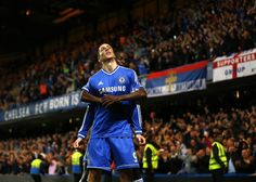 Fernando Torres and Ramires. Chelsea 2-1 Manchester City. Premier League. Sunday, October 27, 2013.