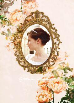 Austen heroines: Felicity Jones, Catherine Morland - Northanger Abby (TV Movie, 2007) #janeausten