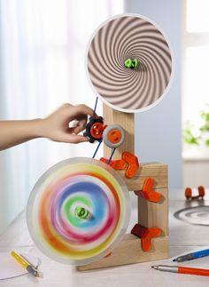 Haba 2643 - Juego de construcción con efectos ópticos: Amazon.es: Juguetes y juegos