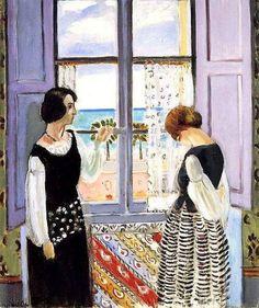Henri Matisse - Waiting, 1921-22.