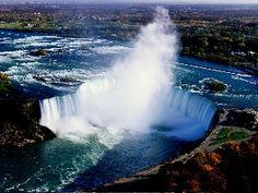 Canada, Falls, waterfall, Niagara Falls