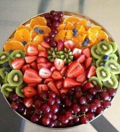 Healthy fruit selection. #Health #Food #Dining