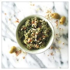 Are You Looking for a Green Juice Recipe that Will Help You to Burn Stubborn Belly Fat & Increase Your Energy Levels? Try This Sweet Triple-C Green Juice! Green Olive Tapenade, Olive Green, Raw Food Recipes, Gourmet Recipes, Healthy Recipes, Raw Nuts, Cooking For Two, Raw Vegan, Food Print