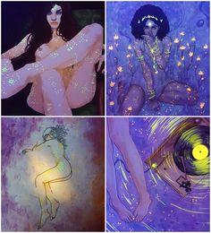 Ilustraciones de cómo masturbarme me lleva a las estrellas - Cultura Colectiva