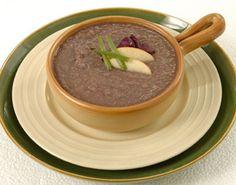 Sopa de Feijão - Receita com Macarrão