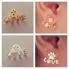 Acessório Love www.patinhasdegrife.com.br