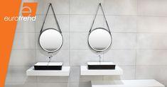 EuroTrend - Innovation Beyond Imagination Basin Design, Basins, Bathroom Accessories, Mirrors, Innovation, Spirit, Range, Shapes, Trends