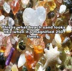 Beautiful...that's another reason the beach is so healing