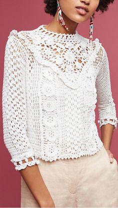 taron lace blouse