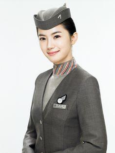 Asiana Airlines Flight Attendant