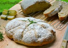 Best Rosemary Ciabatta Roll Recipe on Pinterest