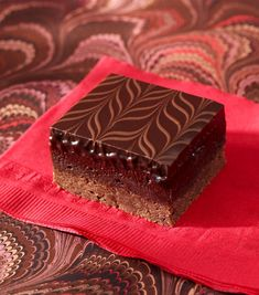 Raspberry-Truffle Brownie Bars (Pampered Chef brownie pan or rectangle baking pan) Brownie Desserts, Brownie Bar, Cakepops, Raspberry Brownies, Raspberry Filling, Raspberry Chocolate, Pampered Chef Recipes, Fondant, Muffin