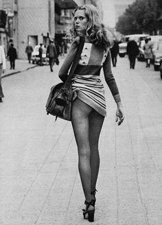 Fashion for Depeche Mode, Paris 1971 ©Alice Springs - Le Bonbon