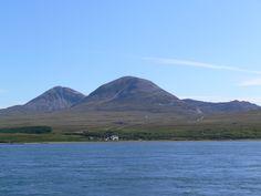Jura from Islay