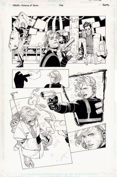 Wildcats Vol. 2: issue 1 page 20 - Travis Charest