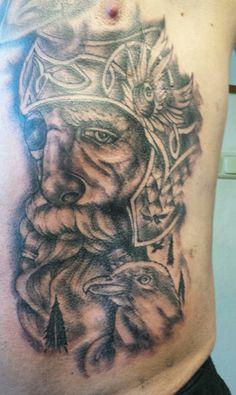 Odin...Tattoo-Voelli ;-)