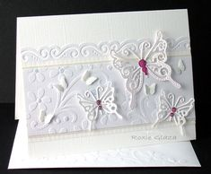 Shades of White and Pink by Rox71 - Cards and Paper Crafts at Splitcoaststampers