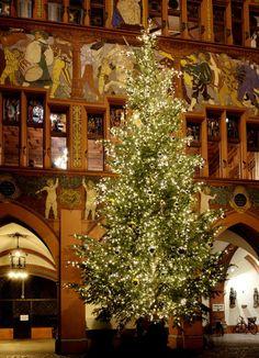 Basel Christmas Market More on @ebdestinations