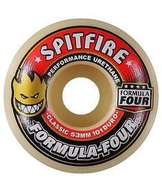 Formula Four Spitfire Wheels
