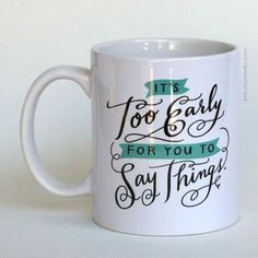 11 Mugs With Major Attitude Give Your Morning a Much-Needed Dose of Snark: Glamour.com