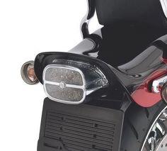 Bar & Shield LED Tail Lamp - 68086-08