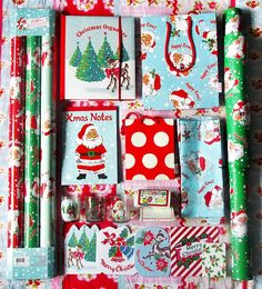 Hello, my name is Louise, and I have a Cath Kidston addiction. I'll just wait while you let that shock revelation sink in. It's not li. Christmas Images, Christmas And New Year, All Things Christmas, Christmas Time, Vintage Christmas, Merry Christmas, Cath Kidston Advent Calendar, Winter Holidays, Happy Holidays