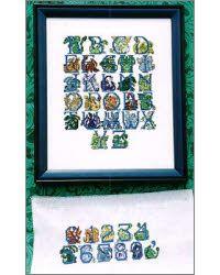 Dragon Alphabet ~ http://www.everythingcrossstitch.com/dragon-alphabet-mrp-p9375.aspx?k2=e1