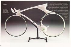 Zero Bike, vélo magnétique