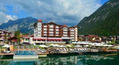 Strandhotel Entner - 4 Sterne #Hotel - EUR 70 - #Hotels #Österreich #Pertisau http://www.justigo.at/hotels/austria/pertisau/strandhotelentner_43531.html
