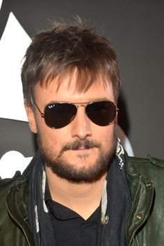 ERIC CHURCH This is what a man looks like.