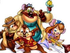 YouTube Cartoons | Chip And Dale Cartoons Youtube