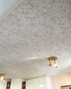 Behang op plafond / Wallpaper on ceiling collection Moods - BN Wallcoverings