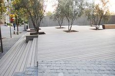 Deck de Composit / Atika