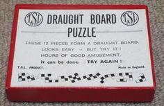 Puzzle Games, Boards, Vintage, Planks, Vintage Comics, Primitive