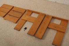 Dutch Design Gerrit Rietveld Crate chair image 3