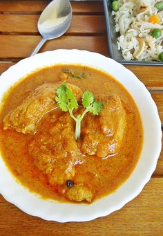 chicken curry without coconut tastes delicious, simple to make. No grinding, learn to make simple chicken curry without coconut easy steps