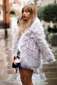 A Style Diary by Samantha Maria : ELECTRIC FEEL