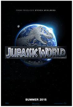 Jurassic World (2015) - Teaser Poster by CAMW1N on deviantART