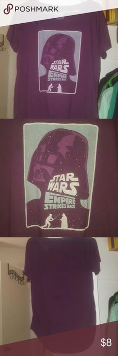 Star wars tee shirt Gently used, super comfy! Fifth Sun Tops Tees - Short Sleeve