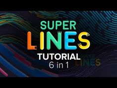 Super Lines tutorial - YouTube