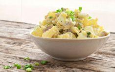 ΟΡΕΚΤΙΚΟ   Συνταγή για πατατοσαλάτα με βραστό κοτόπουλο