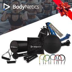 Gift for CrossFit athlete BodyNetics Body Support Set Birthday Christmass