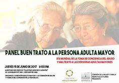 Evento de buen trato al adulto mayor este jueves en Lima | Central Informativa del Adulto Mayor