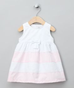 Take a look at this Unico Vasija Dress - Infant & Toddler by dudu on #zulily today!