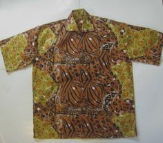 More about this item ULTRA RARE Lg Rich African Kente Authentic Brown Orange Custom RARE Shirt Chest Length - Sleeve Good condition - free from rips stains or tears! Perfect color for the current season! Just Shop, Twelfth Night, Bed Bugs, Opportunity, Environment, Stains, African, Smoke Free, Orange