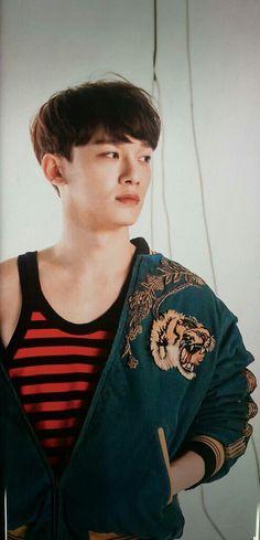 Kim Jongdae - Chen Exo
