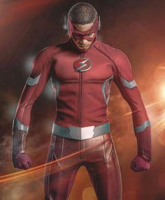 Would you guys like to see Wally Weat as The Flash?! Or even just in the red suit!? #comicsandcoffee